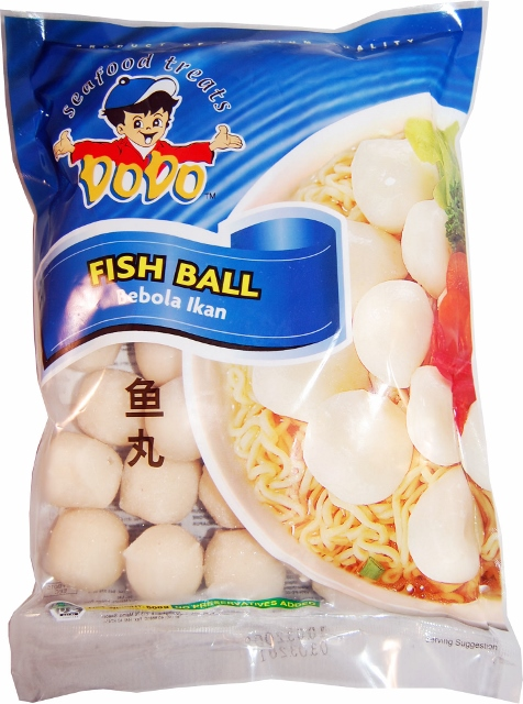 Dodo Fish Ball